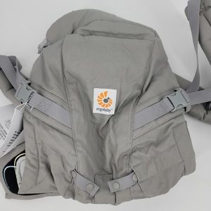Ergobaby Gray Adjustable Omni 360 Baby Carrier